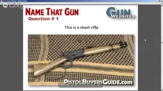Gun Game Show #2 w/ The Yankee Marshal