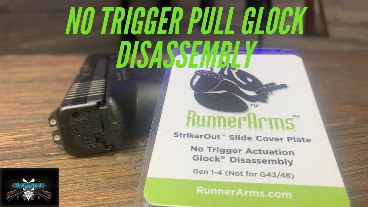 Runner Arms  StrikerOut System For Glocks