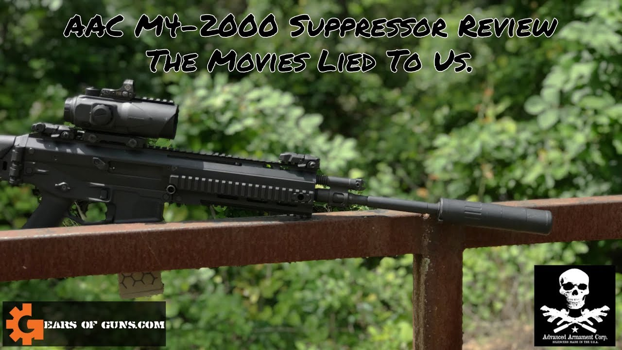 M4 2000 - Clearly The Movies Lie.