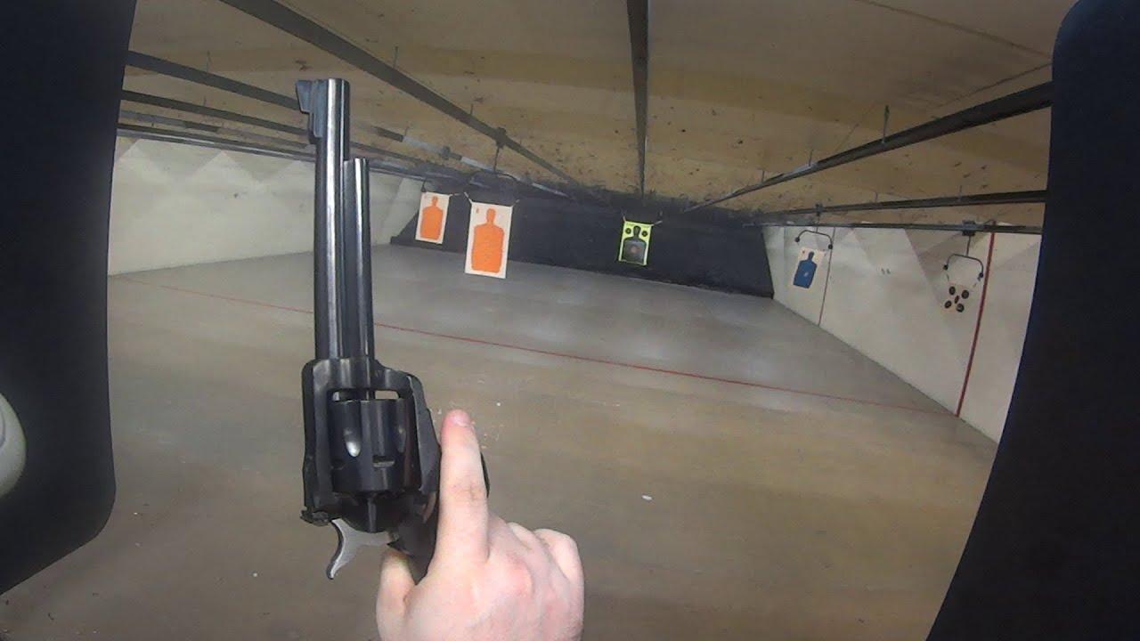 Револьвер Ругер Черный Ястреб 357/9х19 в коллекции