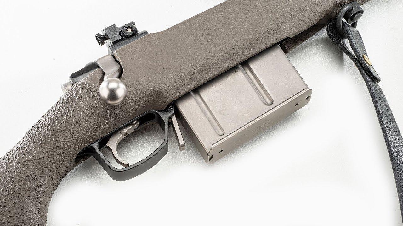 ROBAR .375 Ruger Dragoon Scout Rifle Range Test #621