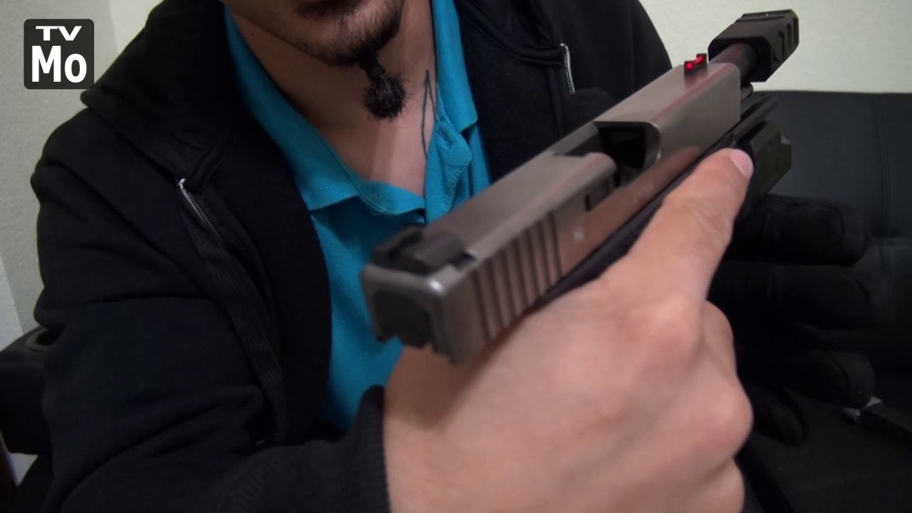 Glock Build #14 V2 Part 3