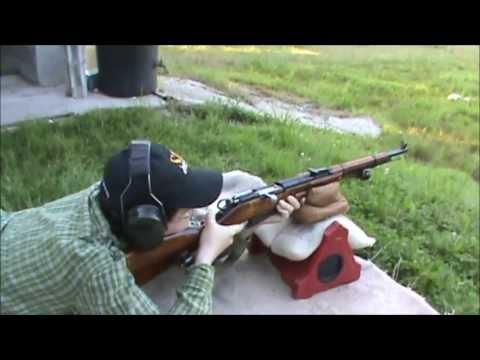 Mosin Recoil Challenge M38 Carbine