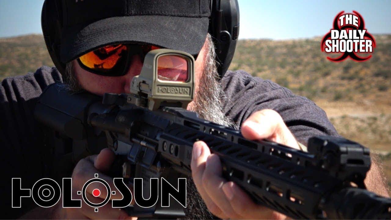 Holosun HS510C Green Dot Reflex Sight Review