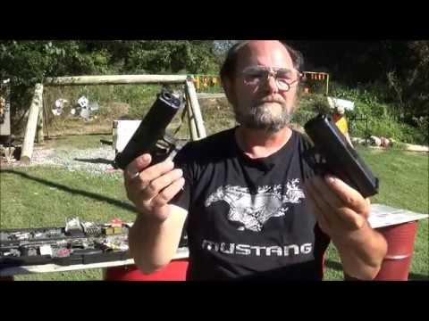 Glock 22 & Glock 27 Shoot