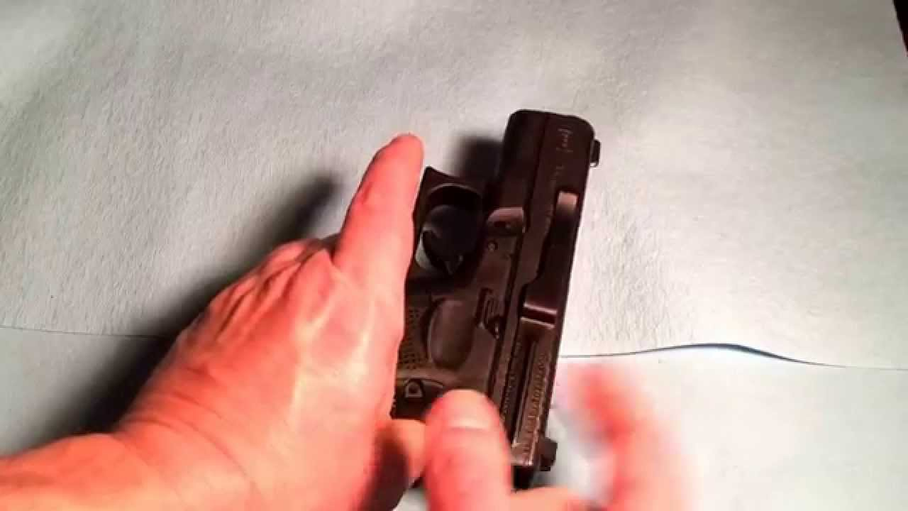 Clipdraw for concealed carry on a Glock 26