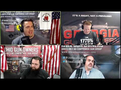 Thursday, May 23, 2019, American Firearms Coalition Show Podcast