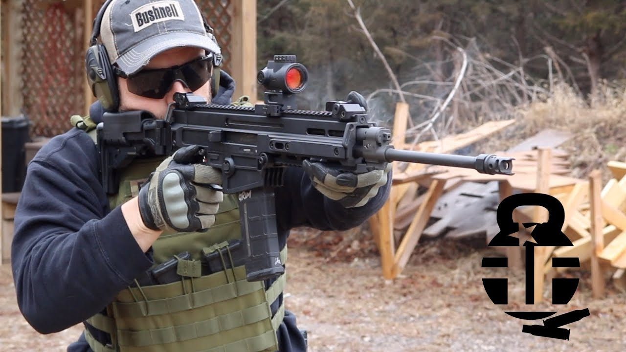 CZ 805 Bren - Better Than the FN SCAR?