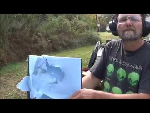 Muzzle & Cylinder Blast Test
