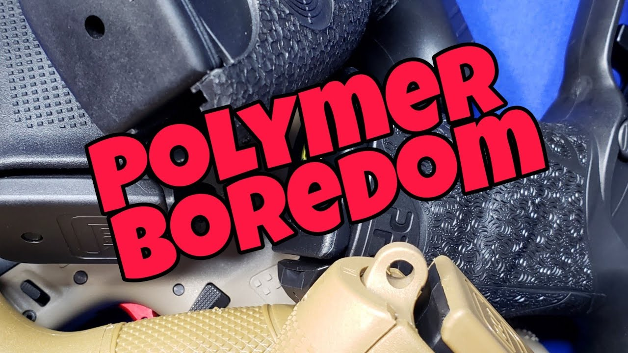 Polymer Boredom: Could it happen?