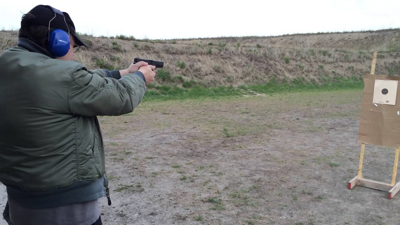 Shooting 9mm Winchester Train and Defend