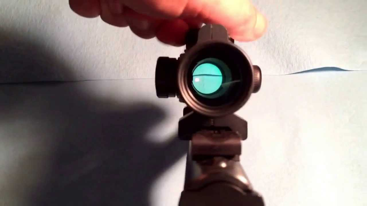 Ultradot red dot sight review