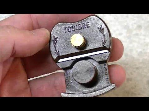 Vintage Shotgun Shell Trimming Tool