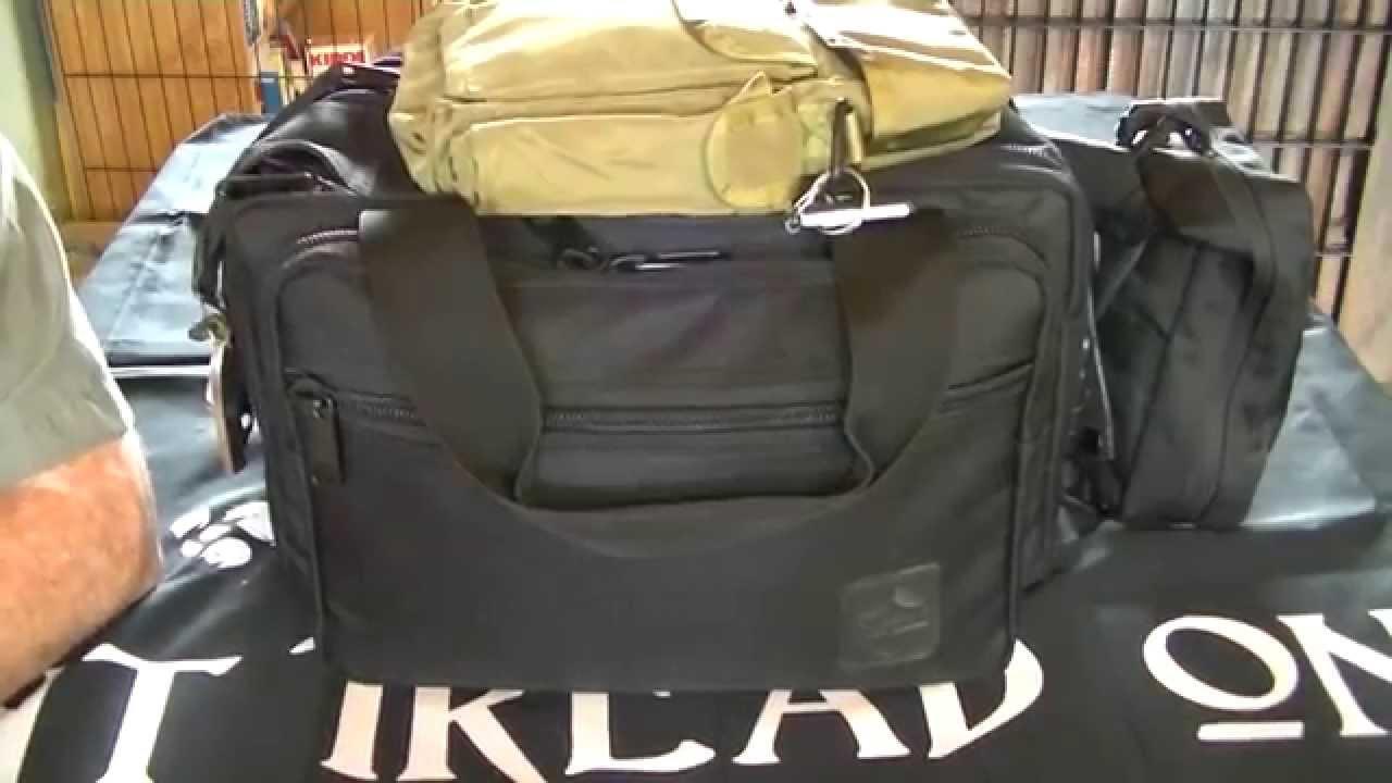 What's In My Range Bag Tag Vid