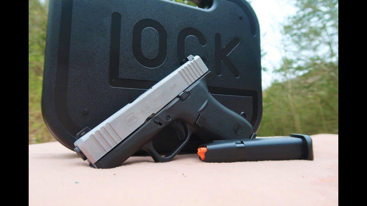 Glock 43X - First Shots