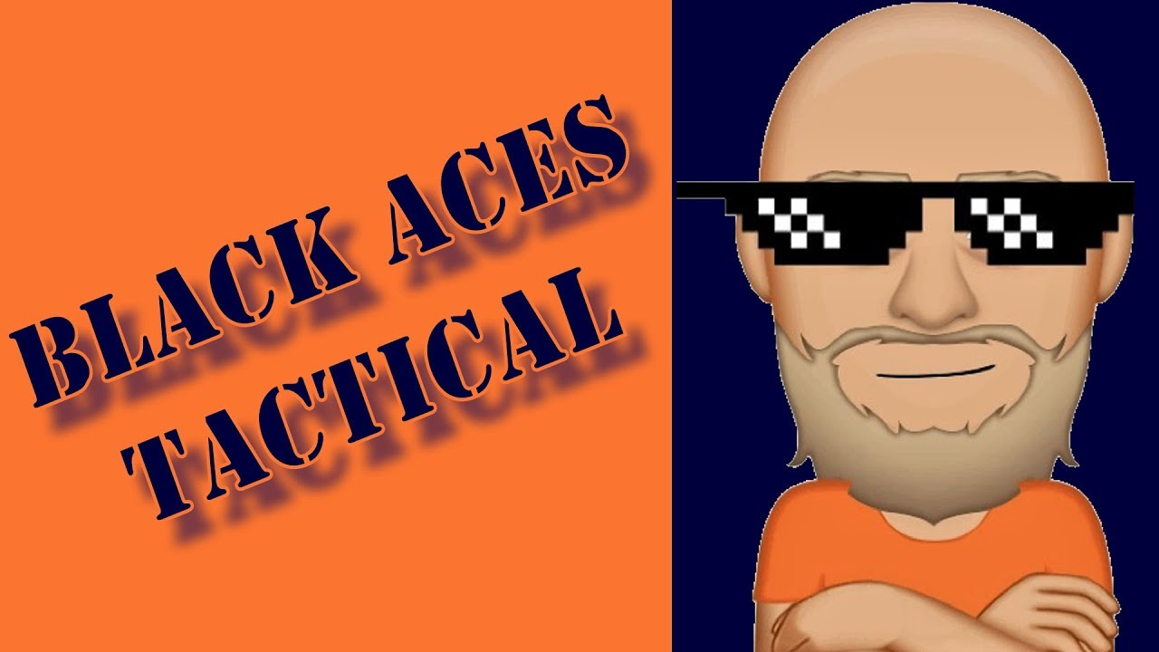 Black Aces Tactical Pro Series L at NRAAM
