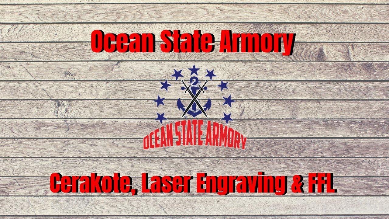 Ocean State Armory: Rhode Island's Premier Firearms Customization Shop