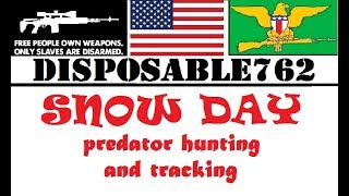 Predator Hunting with a Rossi M92 R92 .357 Magnum and Some Tracking