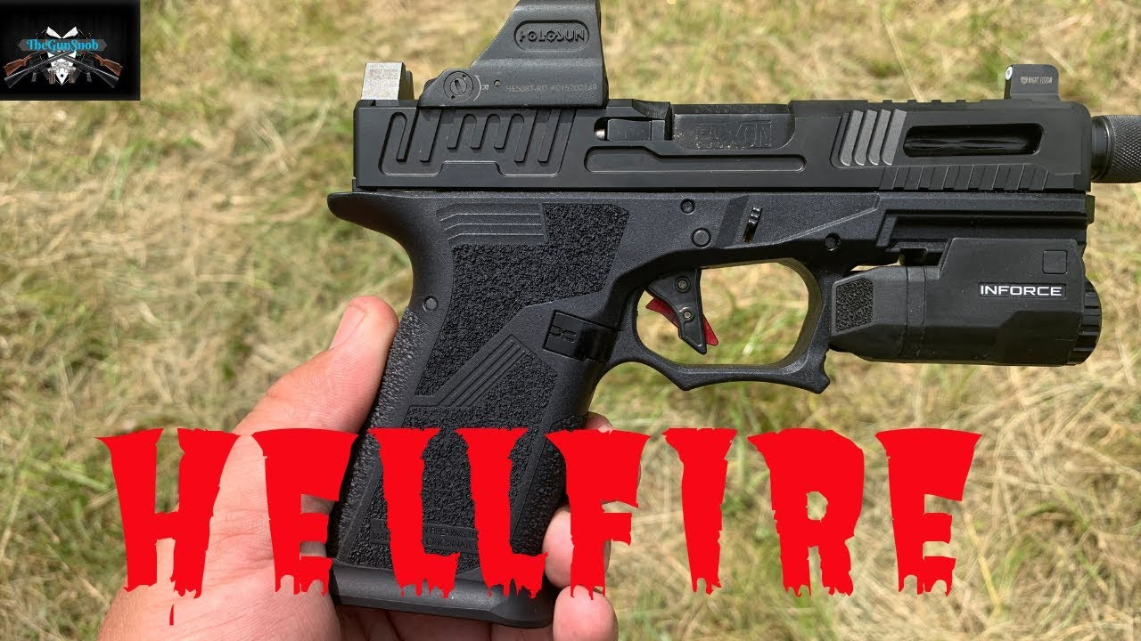 Faxon Firearms FX-19 Hellfire Range Review