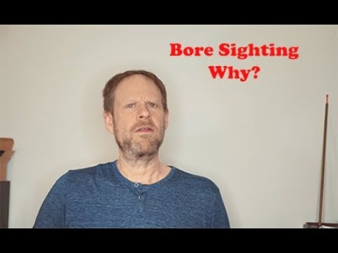 Why Bore Sight