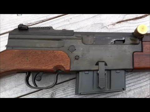 MAS 1944 7.5x54mm Rifle