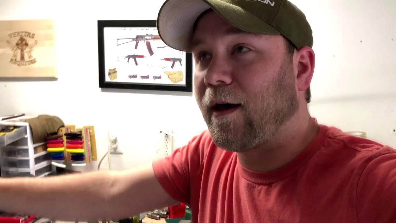 Chuck Restoration Part 1