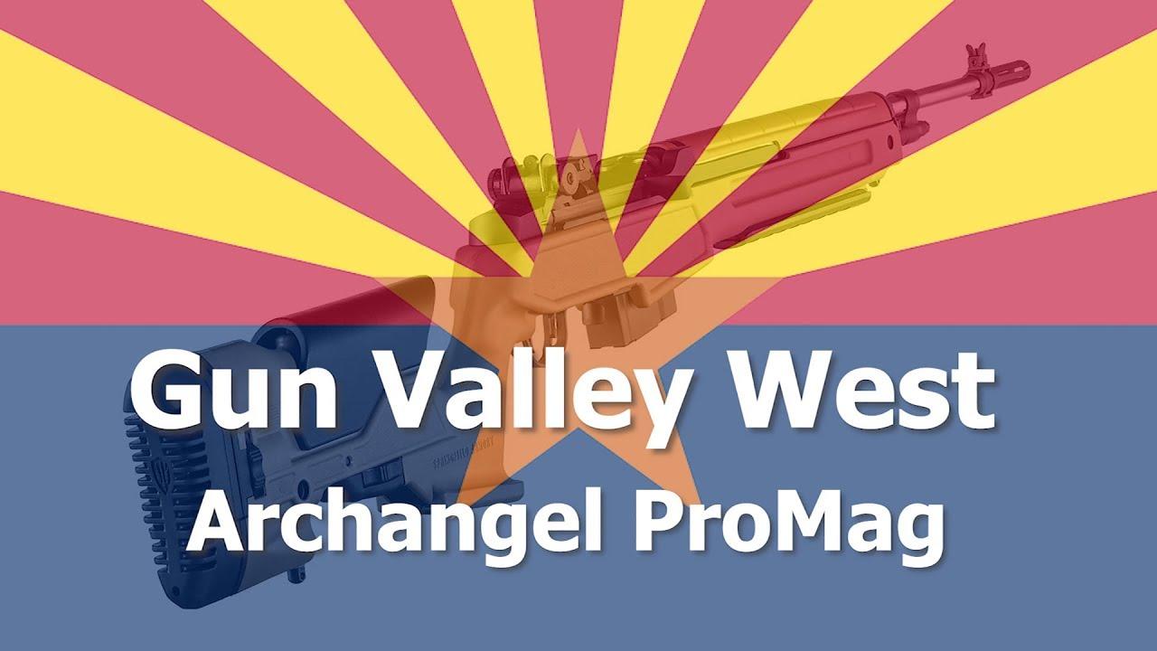 Gun Valley West Archangel/ProMag #612