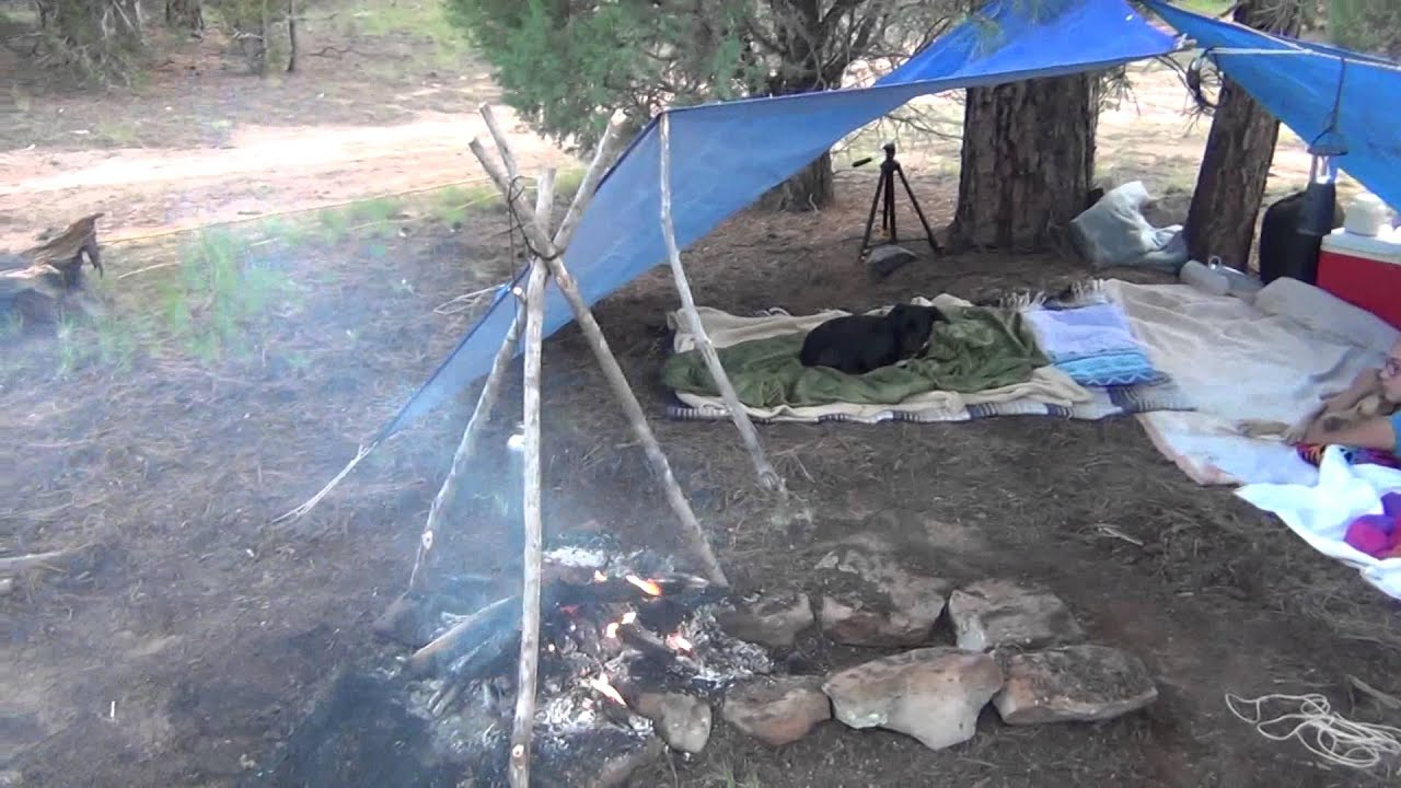 Short little camping vid