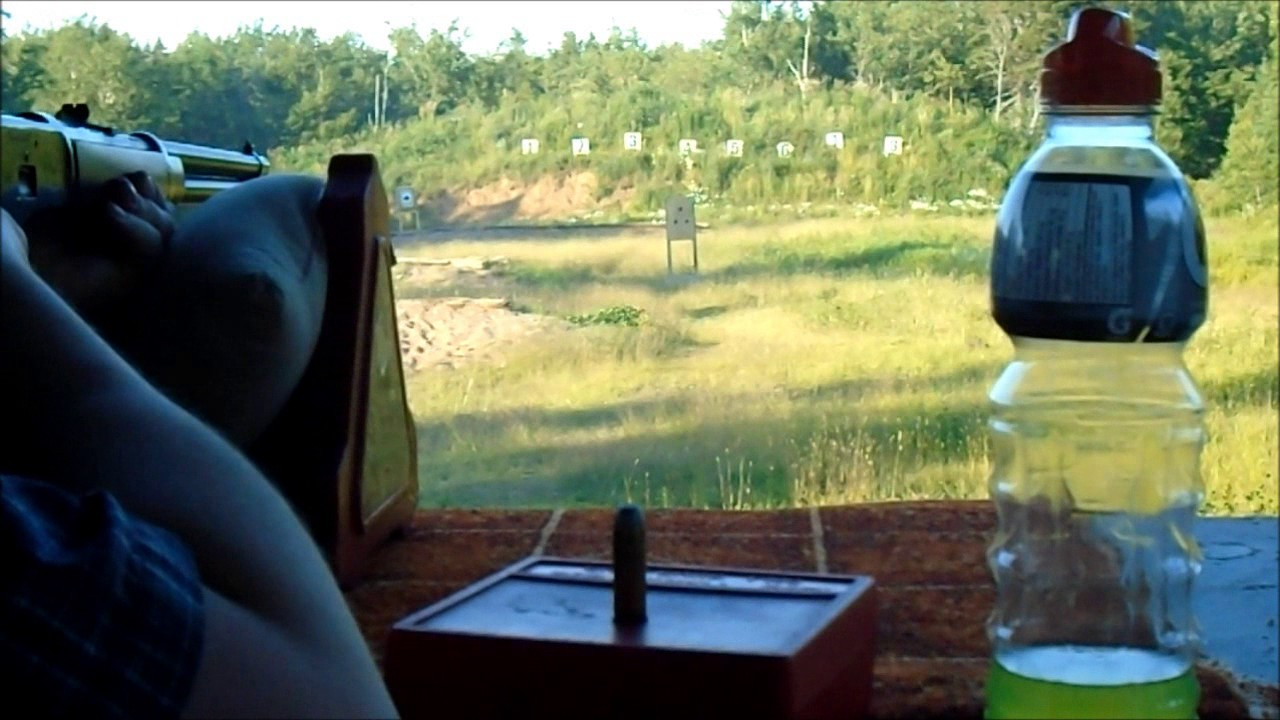 Rossi M92 Part II Trying .432