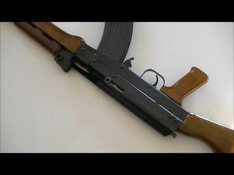 Chinese T81SA Rifle Disassemble / Reassemble