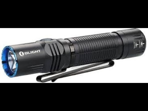 Olight M2R - 1500 lumens! Extended Review