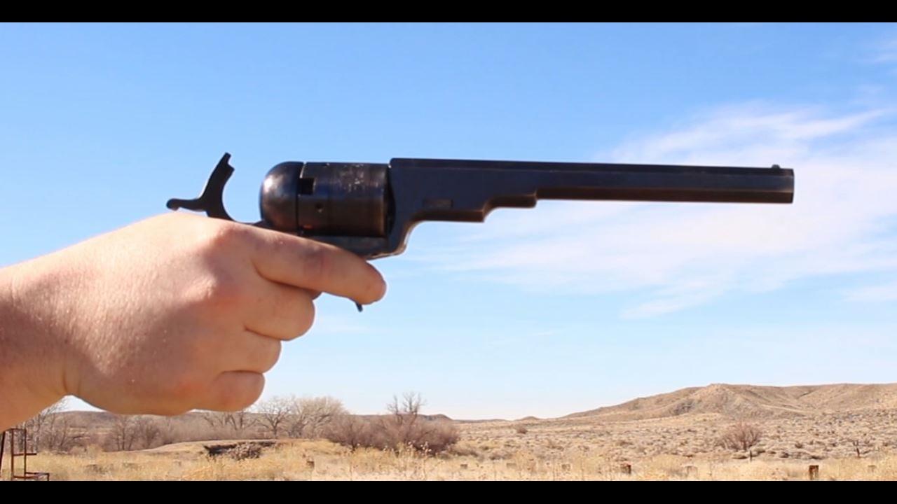 Uberti Paterson Revolver
