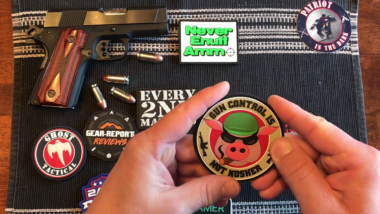 2A Patch Batch 2019 - Second Amendment Activist Collection