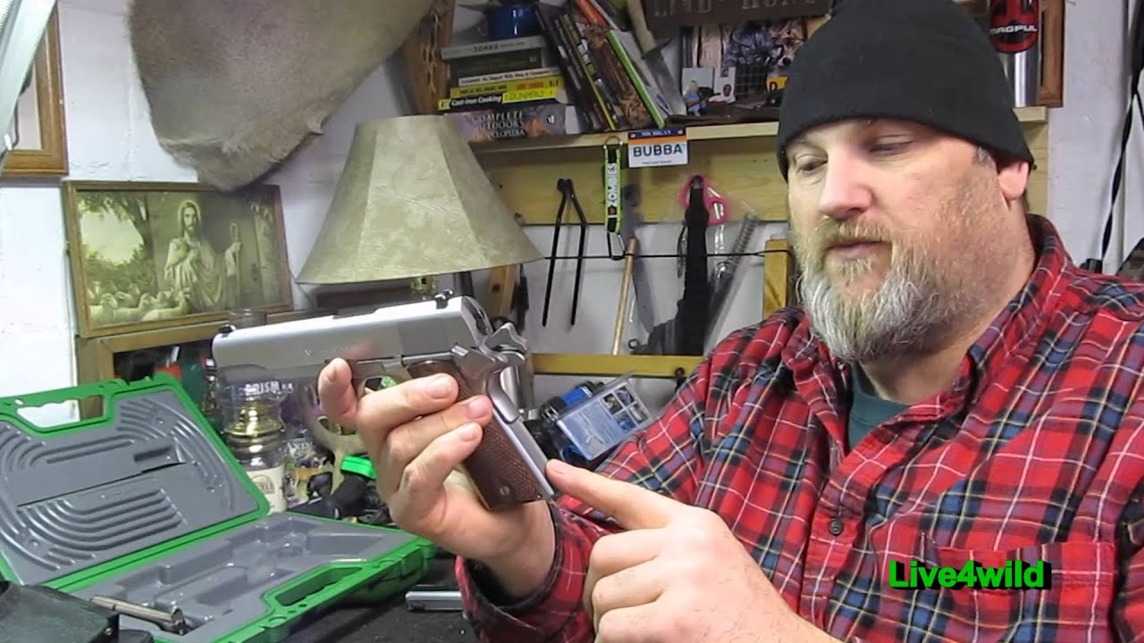 Remington 1911 R1S