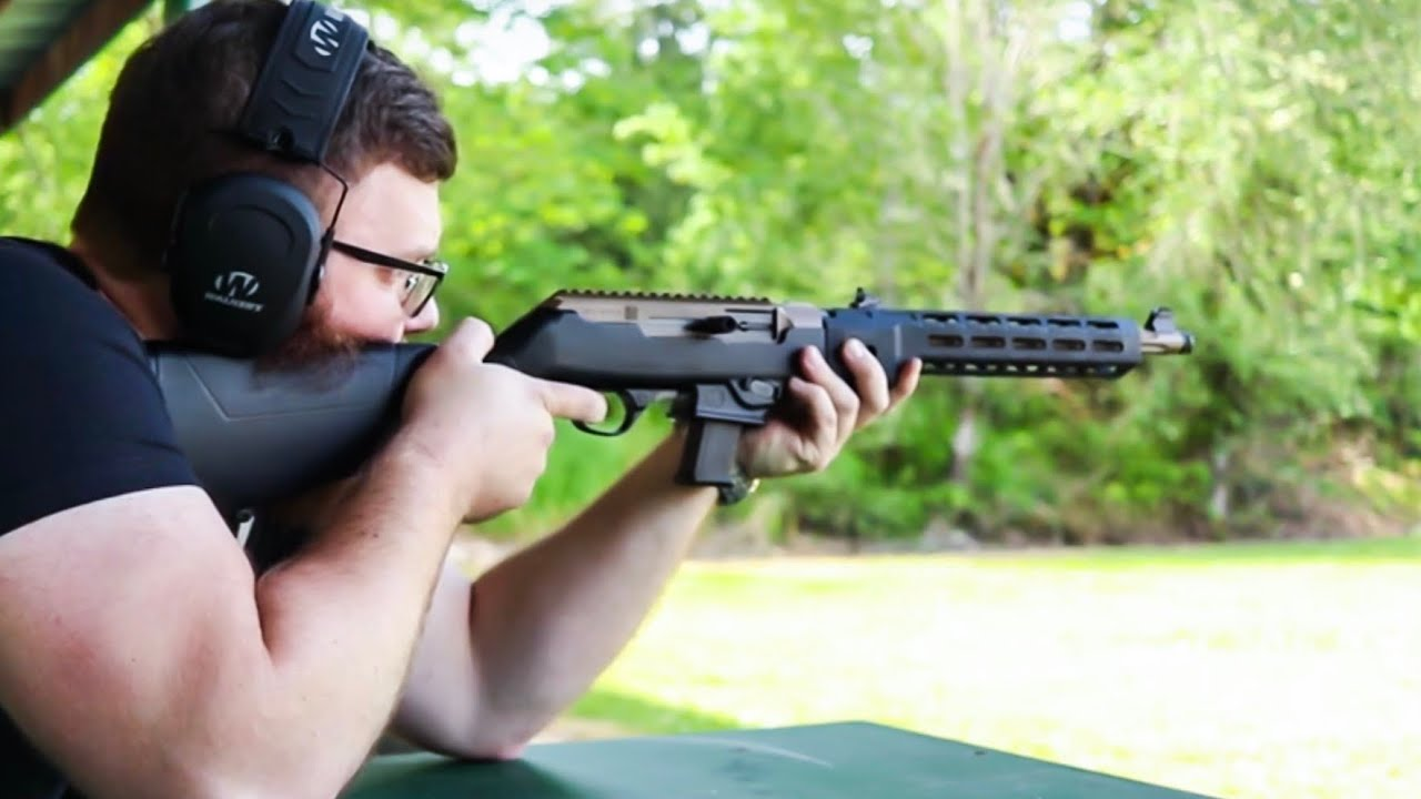 Ruger PC9 Review