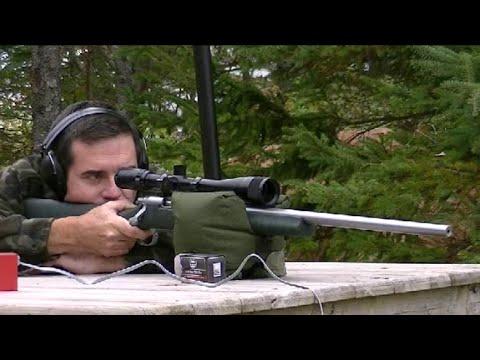 MFS .223 Remington Ammo - Range Testing