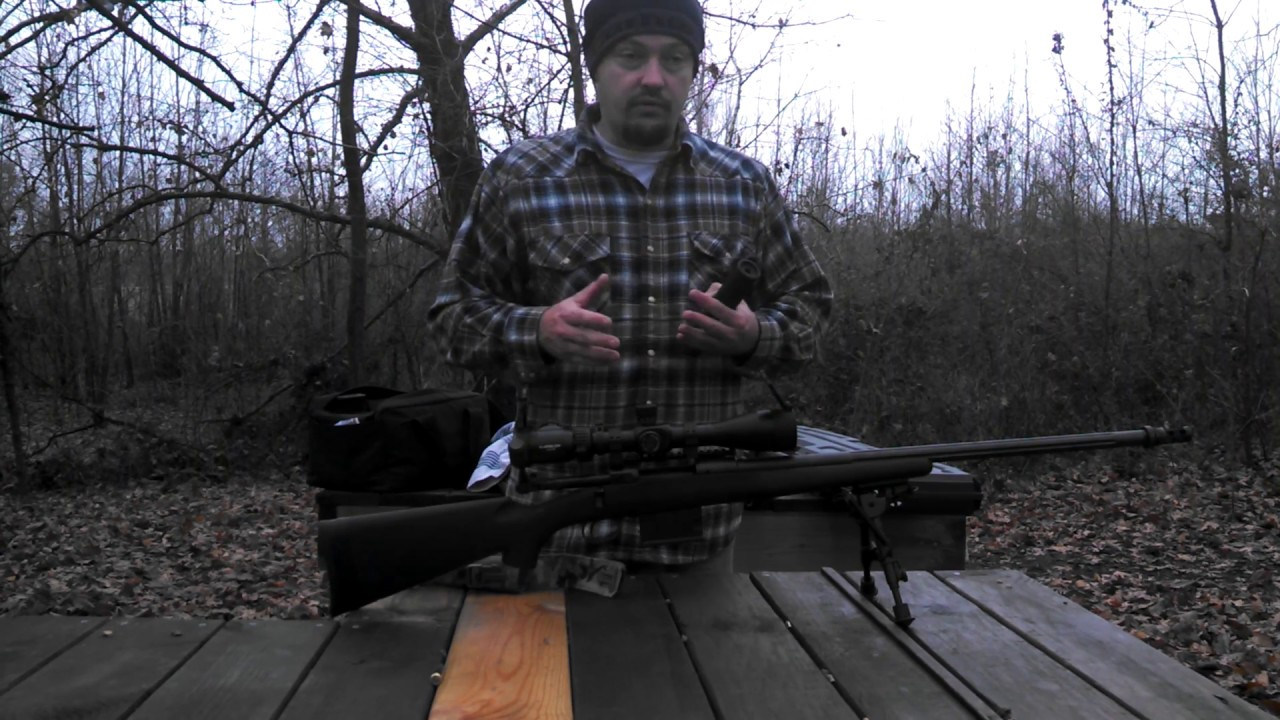 YHM Light Tactical 30cal Suppressor... Thoughts & Overveiw...