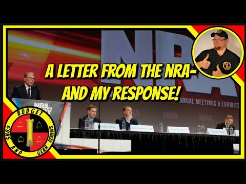 A Letter From The NRA. MASS Teacher Stages Incident. The Swiss Cave To EU.