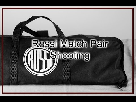 Shooting the Rossi Match Pair