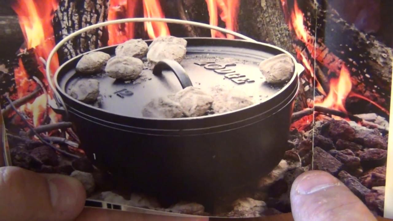Lodge 5 quart stove top dutch oven