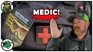 Med Bag Setup With The Highland Tactical Pointer