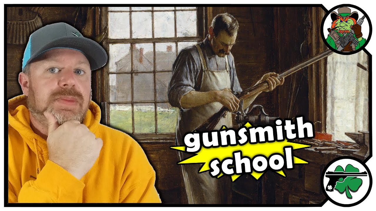 Gunsmithing Program At Montgomery Community College