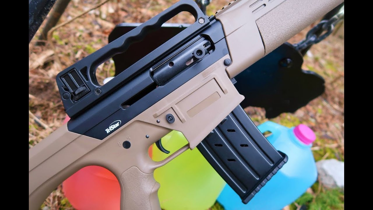 Tristar KRX - Range Day Slugs and Birdshot