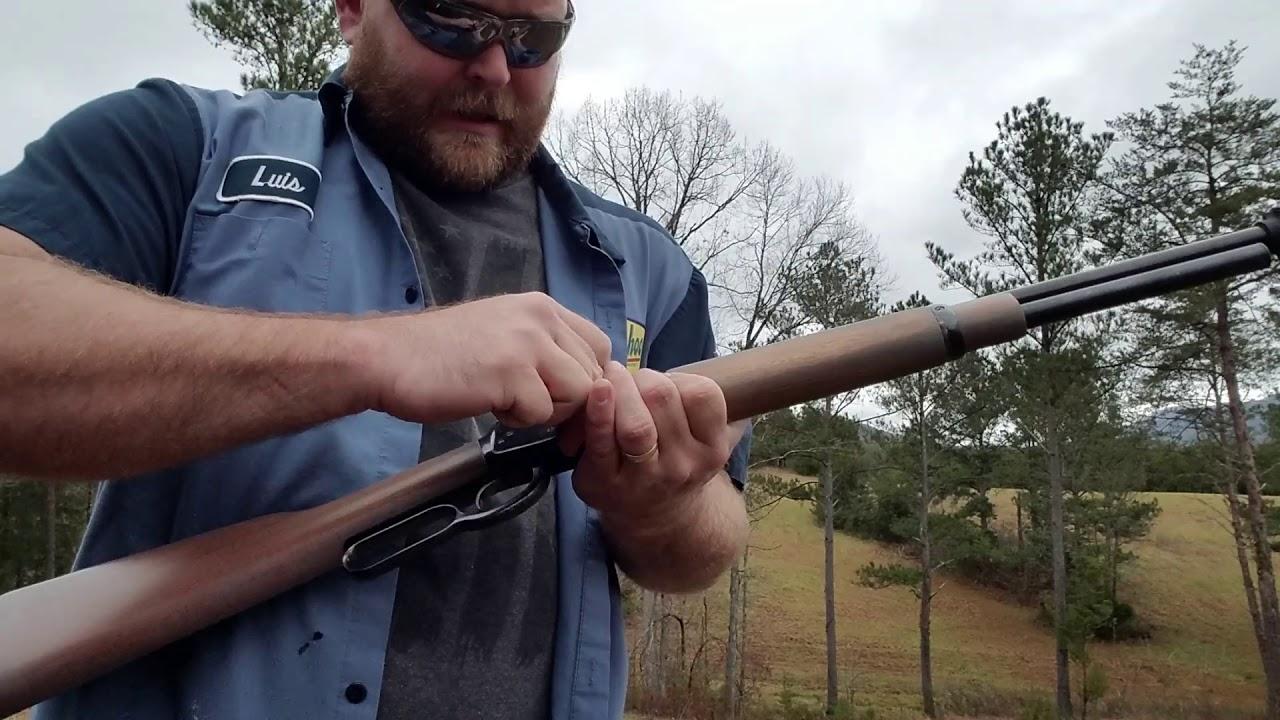 How quiet is a 44 magnum suppressed levergun? Shooting AR500