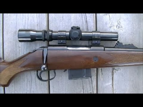 Norinco JW-105 .223 Remington Rifle Review