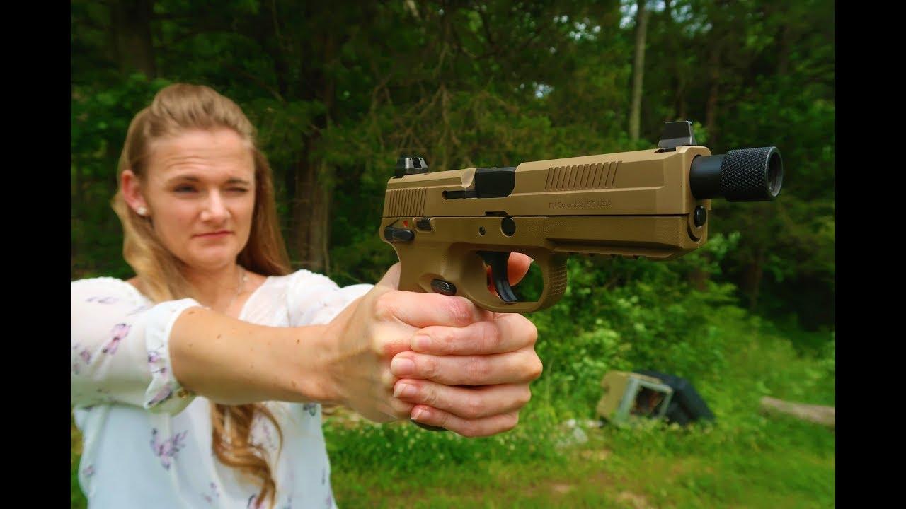 FNX45 Tactical - Wifey Wednesday