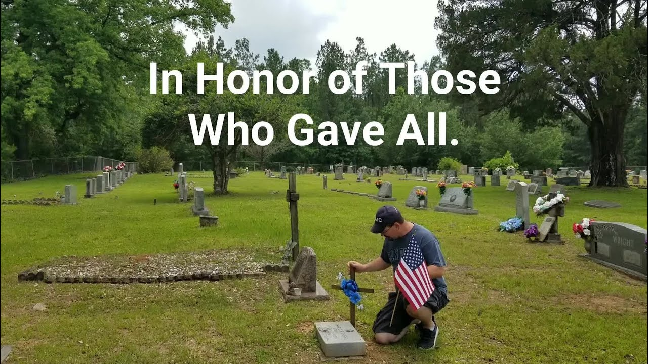 In Honor Of Those who Gave All 🇺🇸