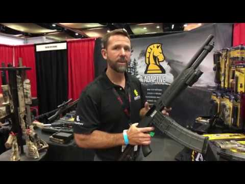 TRIGGRCON 2018: ADAPTIVE TACTICAL MOSSBERG 590