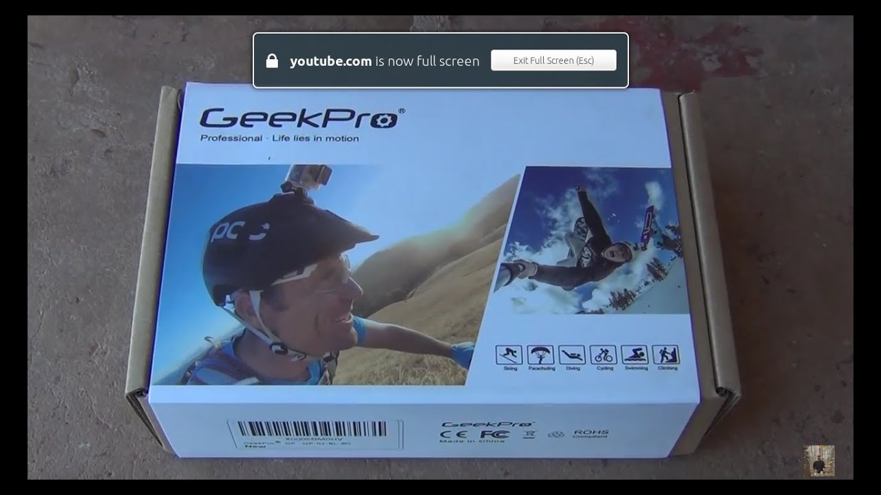 Geekpro unboxing and thoughts - HD
