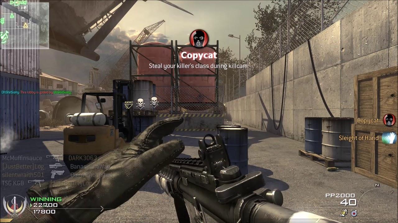 Adventures In Modern Warfare 2 (1)